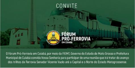 Forum Pro Ferrovia
